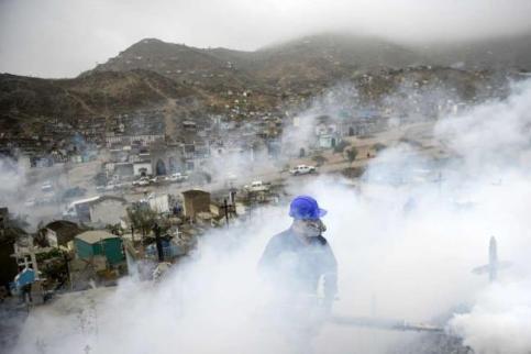 Lo Zika virus spaventa il Sud America