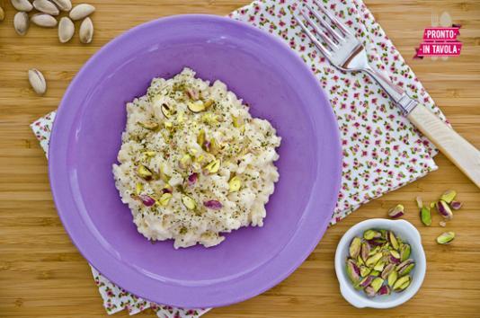 Risotto ai pistacchi ricetta di pronto in tavola - Tgcom pronto in tavola ...