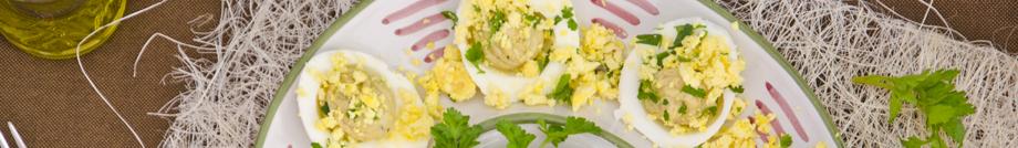 Uova e formaggi