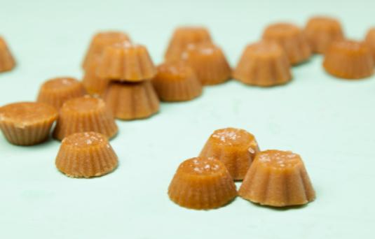 I dolci di alice mou al caramello salato ricetta di - Pronto in tavola alice ...
