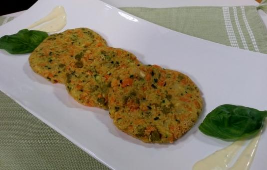 Medaglioni di verdure cotto e mangiato - Ricette monica bianchessi pronto in tavola ...