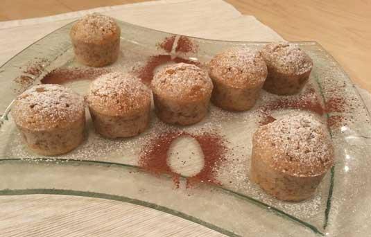 Tortine noci e marmellata di albicocche cotto e mangiato for Cucinare a 70 gradi