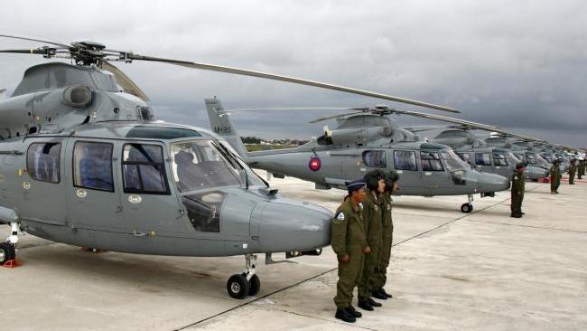 Elicottero Mediaset : Cambogia cade elicottero morti tgcom