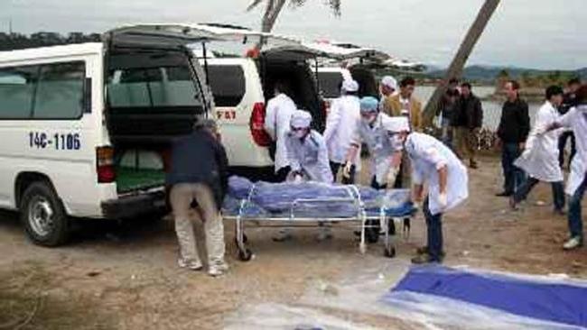 Elicottero Mediaset : Vietnam cade elicottero morti tgcom