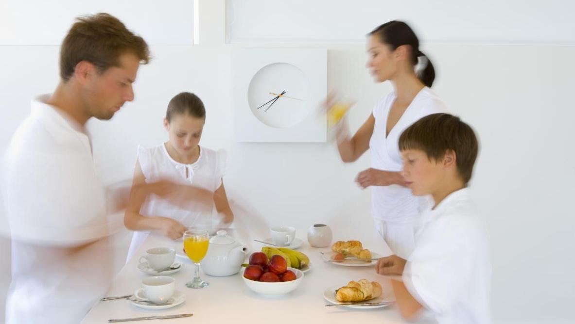 La prima colazione: più sani e più uniti in famiglia
