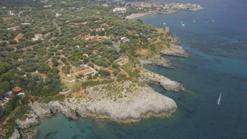 Ispra, cancellato dal cemento il 20% della fascia costiera italiana