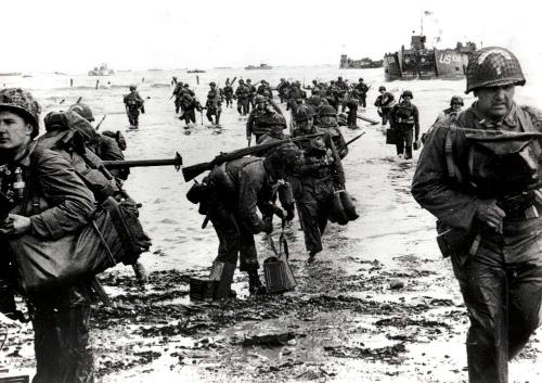 Settant'anni fa all'alba, il D-day