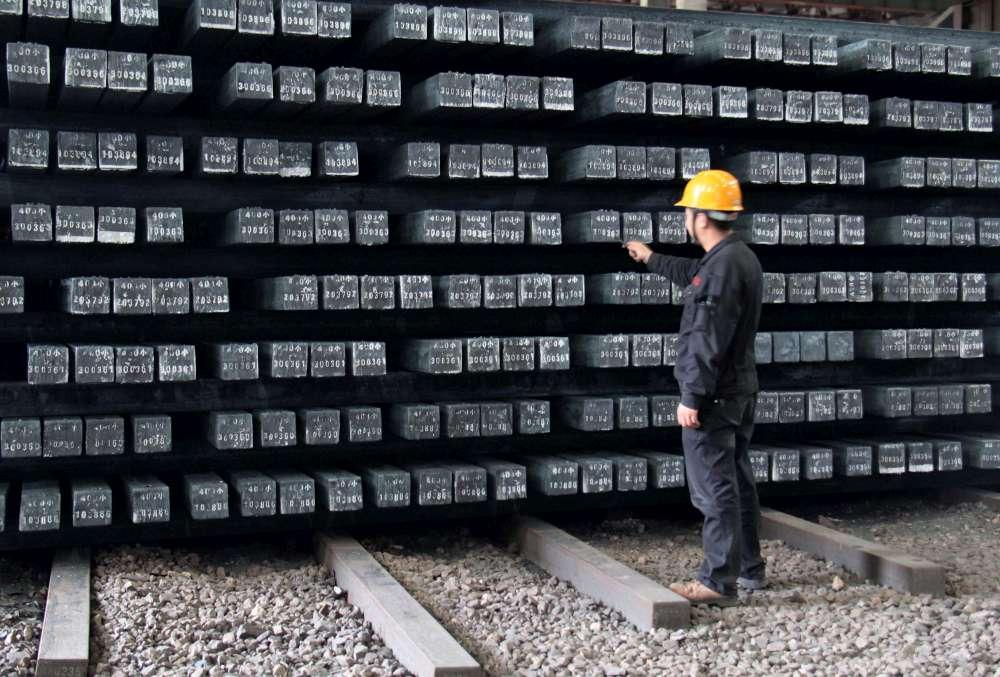 Ferro: nel 2014 l'offerta ha superato la domanda di 16 milioni ti tonnellate