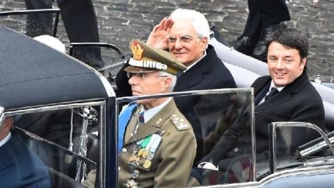 """Il presidente Mattarella ha giurato """"Italia sia più libera e solidale"""""""