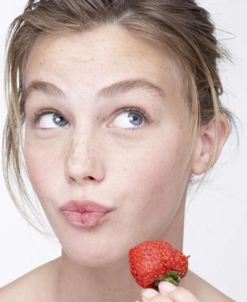 Maschere di bellezza con frutta e miele