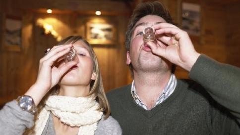 La cura di alcolismo è impercettibile