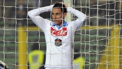 Callejòn Napoli gol sbagliato
