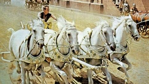 """""""Ben Hur"""", il kolossal storico rivive tra i Sassi di Matera"""