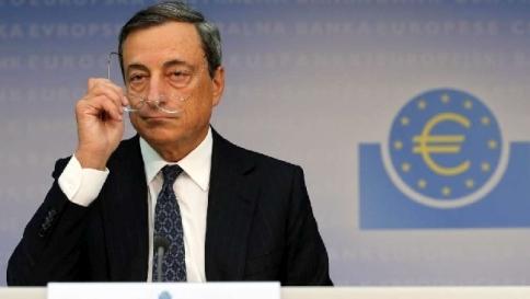 """Draghi: """"La ripresa nell'Eurozona è graduale anche se rimane modesta"""""""