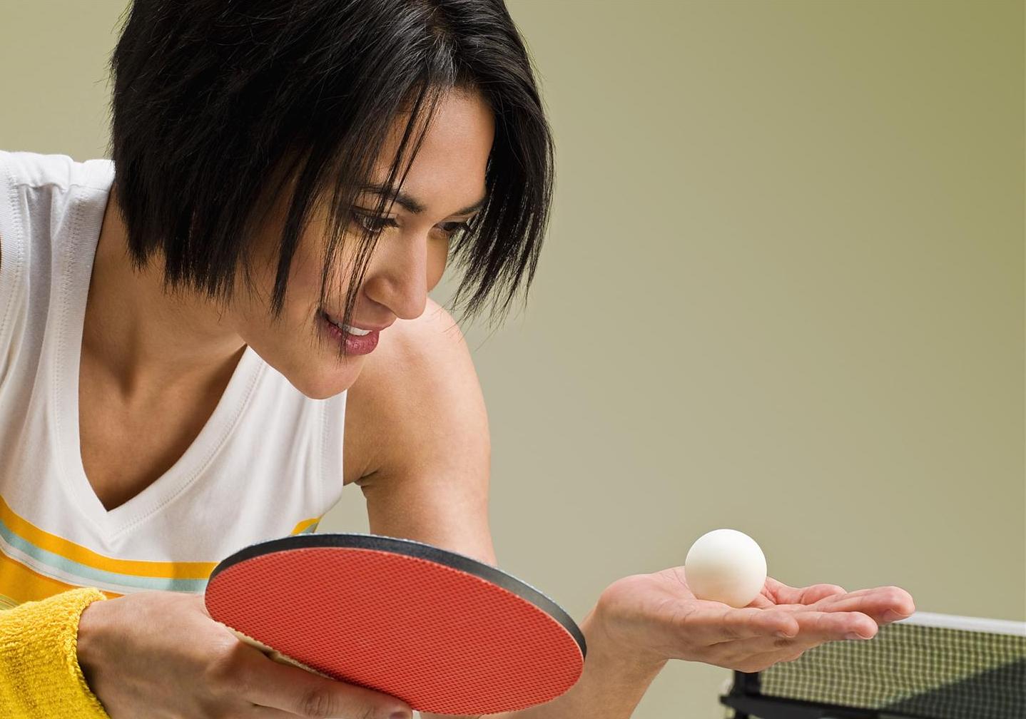 Allena il cervello con il ping pong