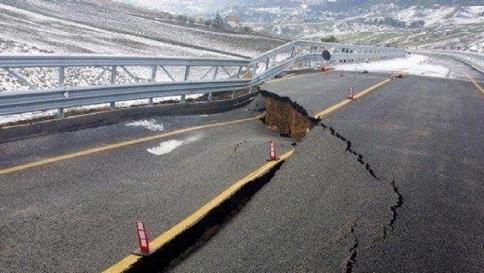 Crolla, viadotto sulla Palermo-Agrigento inaugurato a Natale$