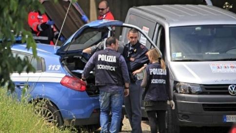 Donna crocifissa a Firenze: preso il presunto maniaco omicida