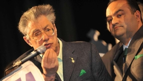 Lega, chiesto il rinvio a giudizio per Umberto Bossi e Francesco Belsito