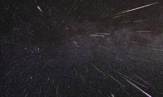 In arrivo le Quadrantidi, la prima pioggia di meteore del nuovo anno