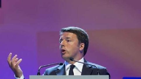 """Renzi: """"Il 16/12 funerale tasse sulla casa, cosa tagliare non lo decide la Ue"""""""
