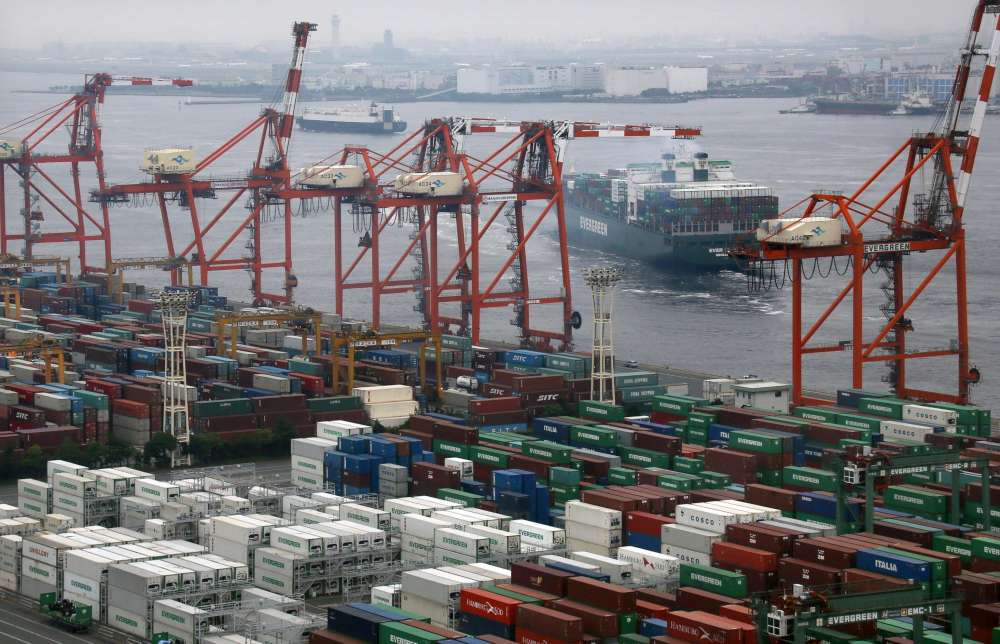 Commercio estero,surplus al top da 1993
