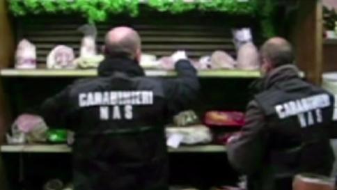 Milano, sequestrate dai Nas 21 tonnellate di cibo