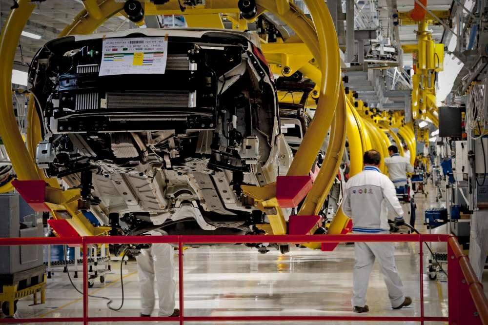 Mercato delle auto, i risultati del 2014 di FCA