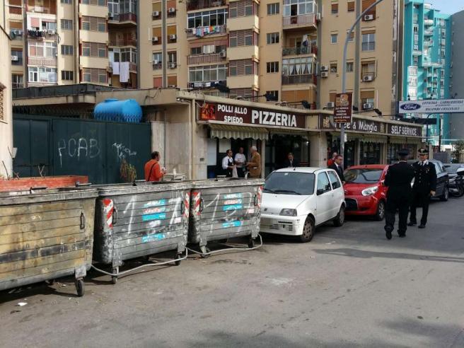 Palermo, bimba trovata morta in un cassonetto$