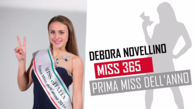 Debora, dal calcio a Miss Italia