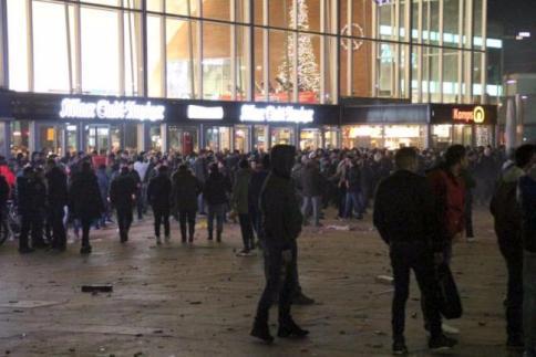 Colonia, la polizia: