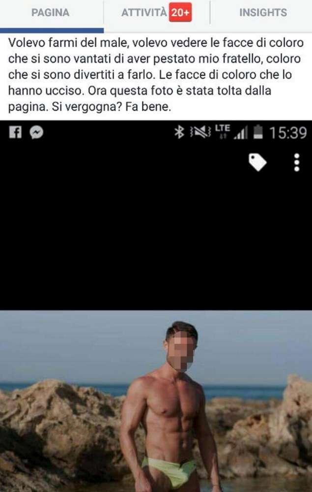Ilaria Cucchi: ecco chi ha ucciso Stefano. Pubblica foto Cc su Facebook