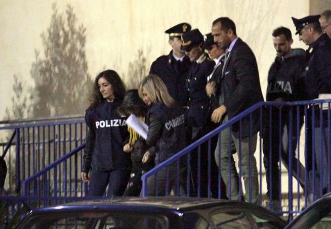Prima notte in carcere per Veronica Panarello, accusata dell'omicidio del figlio Loris$