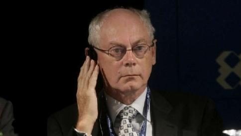 Ue, ricetta anti-crisi di Van Rompuy: crescita, lavoro e competitività