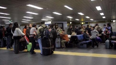 Risultati immagini per sciopero bagagli a milano