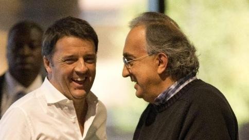 "Ferrari scorporata da Fiat Chrysler, Marchionnne: ""Resto alla presidenza"""