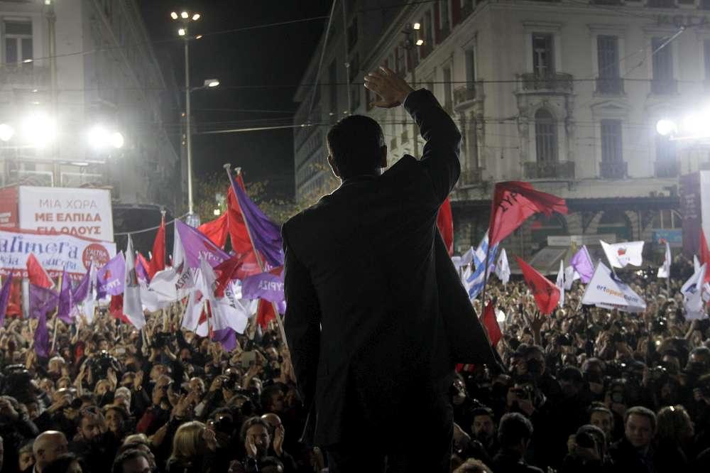 Il piano di Syriza: rinegoziazione del debito e aiuti per i più poveri