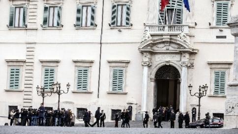 Napolitano: attentati mafia nel '93 volevano destabilizzare il Paese