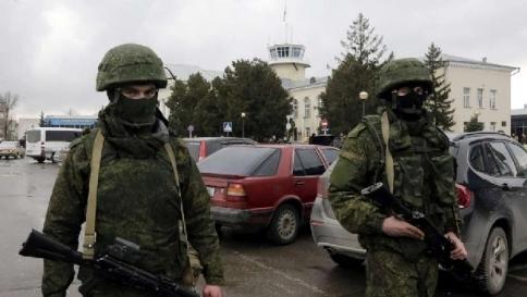 In Crimea 2mila paracadutisti russiObama:blitz Mosca è violazione grave