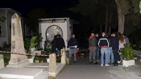 Catania, uccidono una donna al cimitero: per la polizia è omicidio$