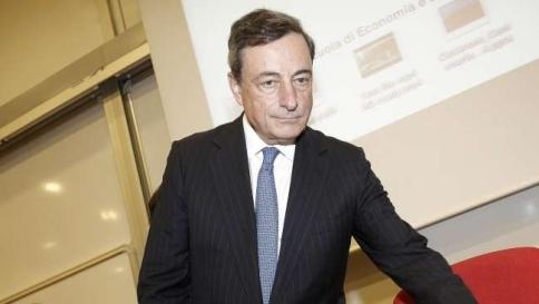 QE, Draghi lancia l'unione economica