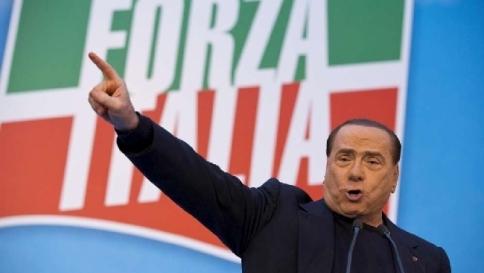 Berlusconi lancia il no tax day forza italia contro for Parlamentari forza italia