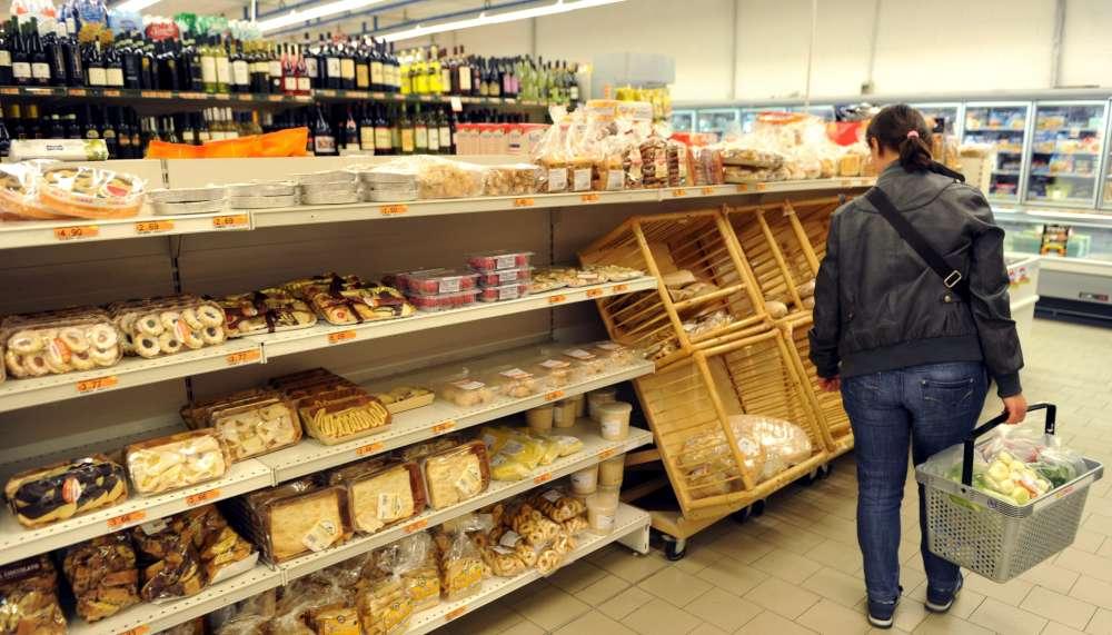 Consumi: nel 2014 mettono un freno alla caduta