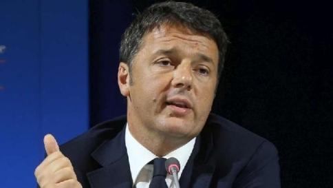 """Renzi: """"Stop alla tassa sulla prima casa, ma nessun taglio per i Comuni"""""""