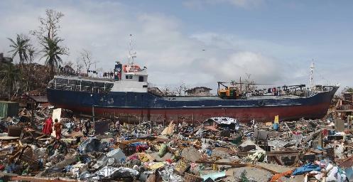 Tifone Haiyan, la mobilitazione dei cittadini filippini in Italia