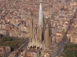 Barcellona, la Sagrada Familia pronta nel 2026