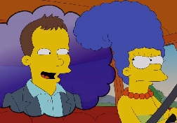 Scandalo Simpson: Marge tradisce Homer