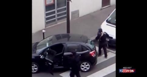 Charlie Hebdo, seppellito Said Kouachi Tomba anonima nella città di Reims