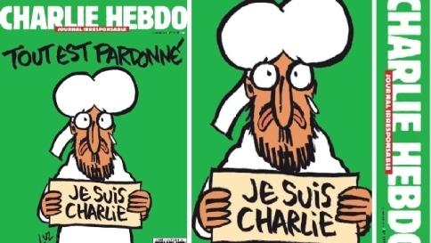 7 GENNAIO - I fratelli Kouachi attaccano la redazione di Charlie Hebdo a Parigi uccidendo 12 persone. Al Qaida rivendica