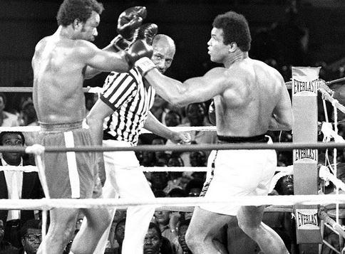 Zaire, 30 ottobre 1974: lo storico incontro Ali contro Foreman