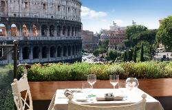 Roma, dove cenare all'ombra del Colosseo
